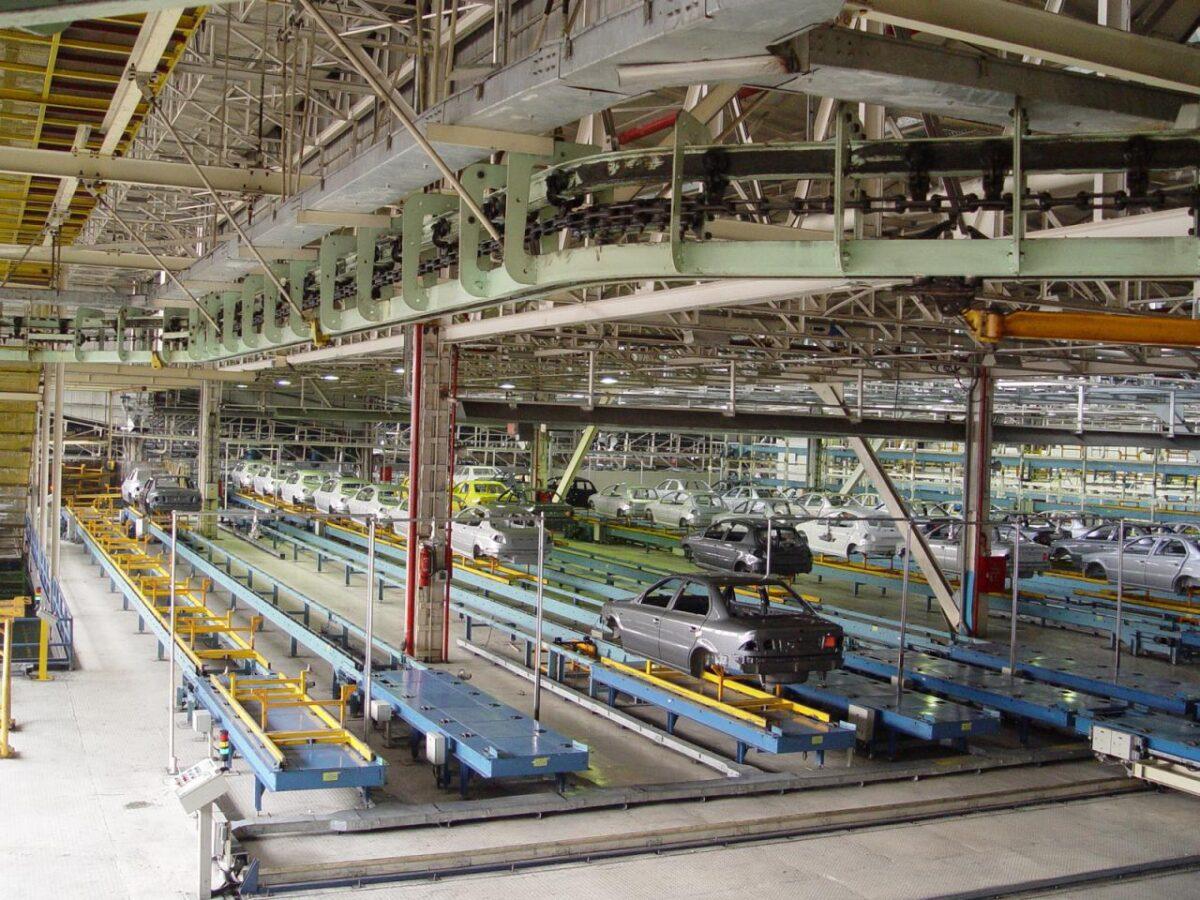 تولیدات صنعتی